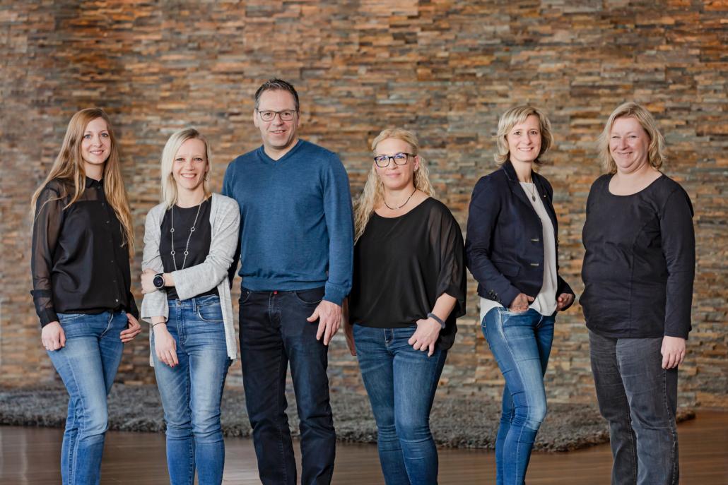 Der Vorstand des Vereins Leberkrankes Kind e.V.; FOTO: Simon Stobbe